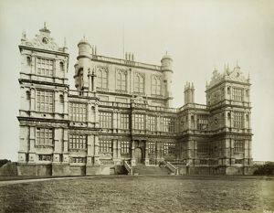 Wollaton Hall BL05881