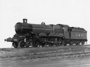 Castle Class Locomotive No. 5086, Bath Abbey