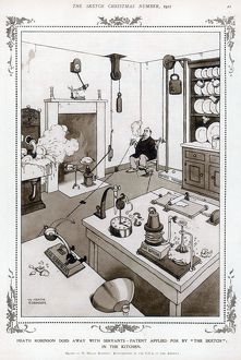 Heath Robinson Kitchen 3 of 4