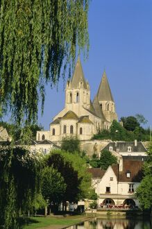 Loches, Touraine, Centre, France, Europe