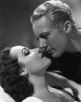 Dolores del Rio and Gene Raymond in Thornton Freeland's Flying Down to Rio (1933)