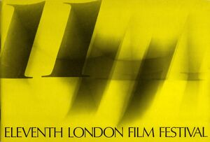 <b>London Film Festival Posters</b><br>Selection of 59 items