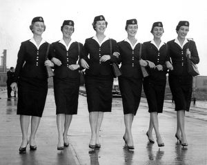 African Girls for Stewardesses