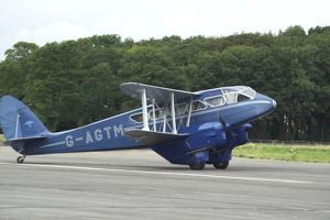 Air Atlantique DH Dragon Rapide