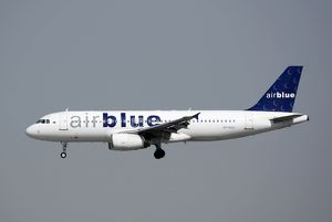 Airbus A320 Air Blue