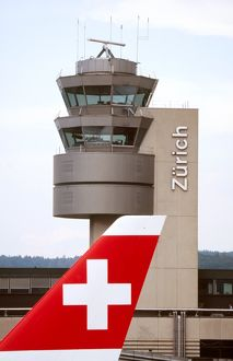 ATC: Zurich with Swiss tail