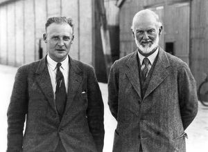 RF Mitchell and Henry Royce