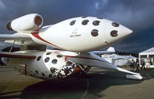 Virgin Galactic Space Ship One