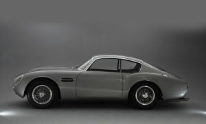 classic british sports cars/1964 aston martin db4 gt zagato