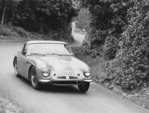 TVR Grantura, Wiscombe Park early 1960s
