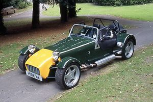 Caterham Seven British