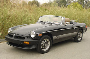 MG MGB Roadster britain