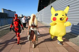 <b>MCM London Comic Con</b><br>Selection of 35 items