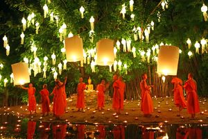 <b>Loy Krathong, Chiang Mai</b><br>Selection of 31 items