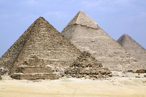 <b>The Pyramids</b><br>Selection of 33 items