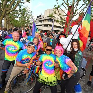 <b>Ride with Pride 2016</b><br>Selection of 6 items
