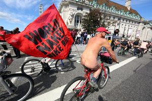 <b>World Naked Bike Ride 2017</b><br>Selection of 34 items