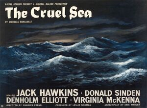 <b>Cruel Sea (The) (1953)</b><br>Selection of 330 items