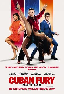 <b>Cuban Fury (2014)</b><br>Selection of 8 items
