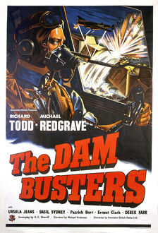 The Dam Busters One Sheet Poster