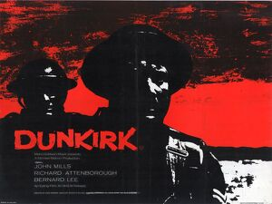 <b>DUNKIRK (1958)</b><br>Selection of 245 items