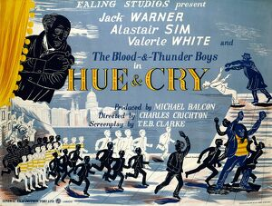<b>HUE AND CRY (1947)</b><br>Selection of 1 items