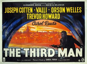 <b>Third Man (The) (1949)</b><br>Selection of 20 items
