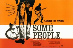 <b>SOME PEOPLE (1962)</b><br>Selection of 6 items