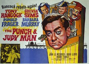 <b>Punch and Judy Man (The) (1963)</b><br>Selection of 18 items