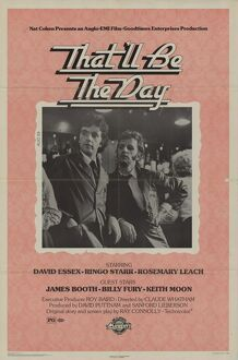 <b>THAT'LL BE THE DAY (1973)</b><br>Selection of 102 items