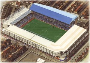Goodison Park Art - Everton #8651757