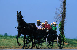 The Amish of Pennsylvania