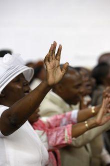 Haitian baptists in Miami