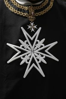 Order of Malta cross